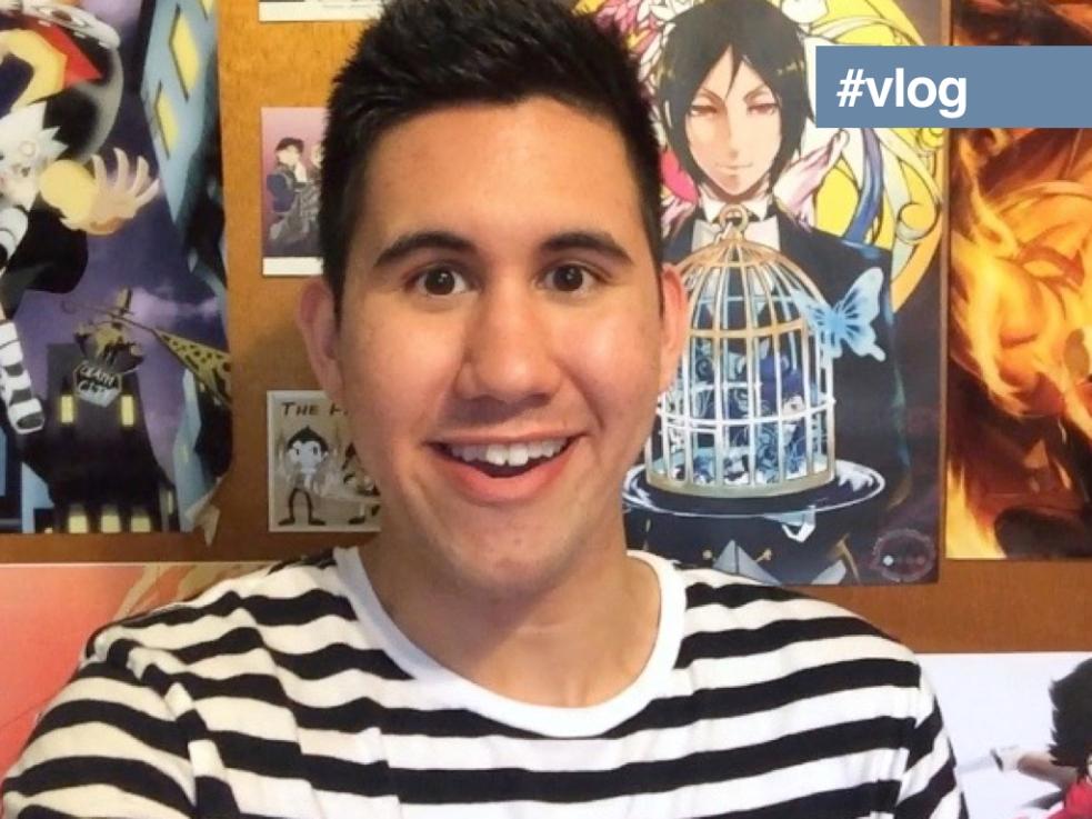 Vlogging-Again-TheMikeyDunn