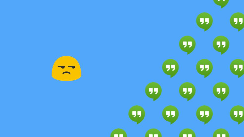 Google Hangouts vs. G-Chat